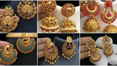 Photo of Antique Earrings Designs