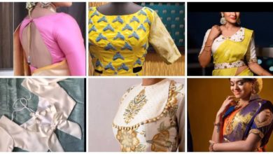 Photo of Top 20 Stylish Sari Blouse Designs