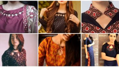 Photo of Kurti Neck Designs