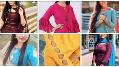 Photo of Latest kurti neck designs& sleeves design