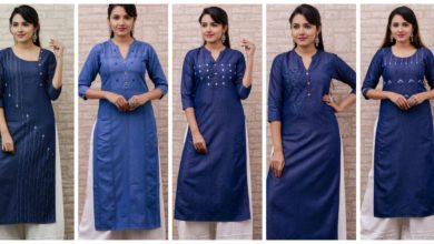 Photo of Denim kurties
