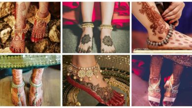 Photo of Traditional Indian Bridal Payal Designs