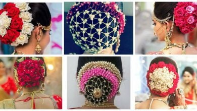 Photo of Gajra Hairstyle ideas for Wedding