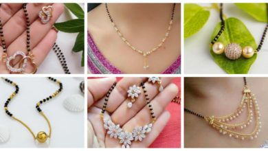 Photo of Trendy short mangalsutra designs