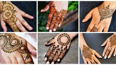Photo of Simple and Beautiful Mehndi Designs for Hand