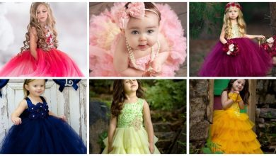 Photo of Little princess birthday dresses and gowns