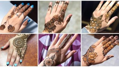 Photo of Latest mehndi design