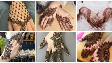 Photo of Simple Mehndi Designs Collection
