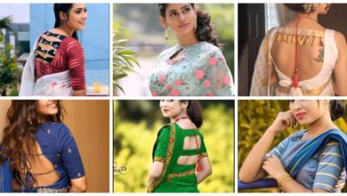 Photo of Latest sari blouse designs