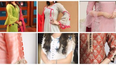 Photo of sleeves design for kurti