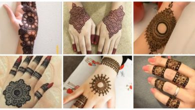 Photo of Easy Mehndi Designs Collection