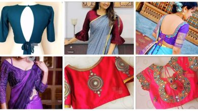 Photo of Trending Saree Blouse Designs