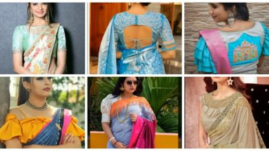 Photo of New model blouse designs for sarees