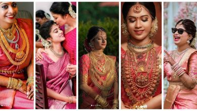 Photo of Top pink wedding saree design