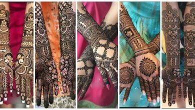 Photo of Beautiful Bridal Mehndi Designs for Back & Front Hand