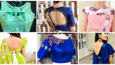 Photo of Beautiful blouse designs to complement your saree