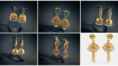 Photo of Gorgeous gold jhumka designs