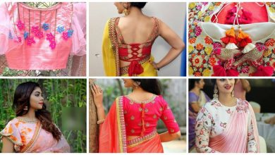 Photo of Latest blouse collection