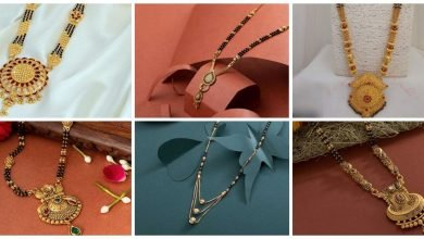 Photo of Simple Mangalsutra Designs