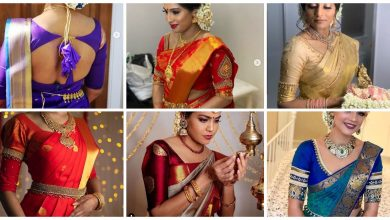 Photo of Pattusaree blouse design
