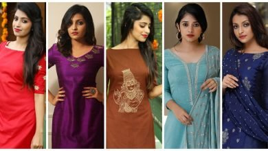 Photo of New Collection of Kurti Neck Design