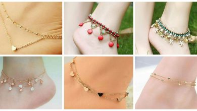 Photo of Anklet design