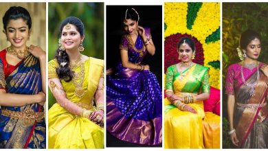 Photo of 17 Saree Colors You Need To Consider For Weddings