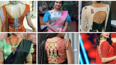Photo of Most graceful blouse design