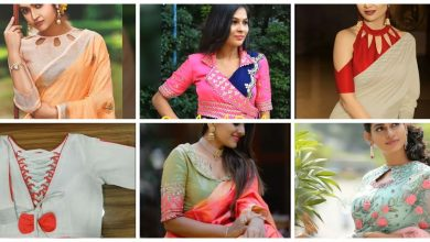 Photo of Fresh saree blouse designs to try this year
