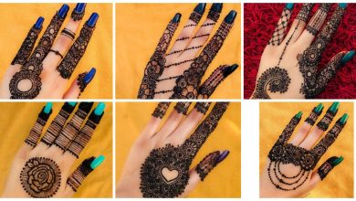 Photo of Elegant  Mehndi Designs for Hand