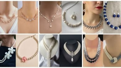 Photo of Charming Pearl Chain Designs To Look More Gorgeous