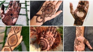 Photo of Mehndi designs for hand
