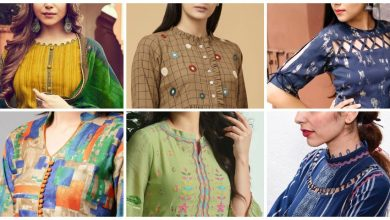 Photo of New Neck Design and Patterns for Kurti