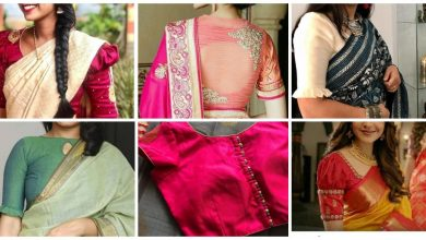 Photo of Different type blouse pattern