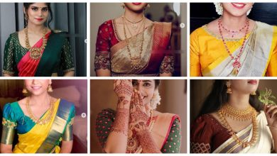 Photo of Latest Bridal Blouse Designs for Pattu Or Silk Sarees