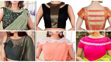 Photo of Beautiful Blouse designs
