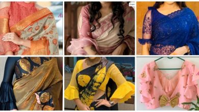 Photo of Best Blouse Sleeves Design
