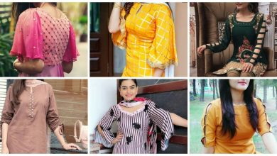 Photo of Trending kurti sleeve designs