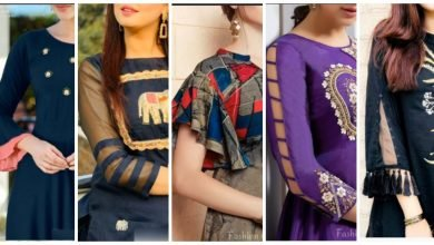 Photo of Beautiful And Trendy Sleeve Design For Kurti