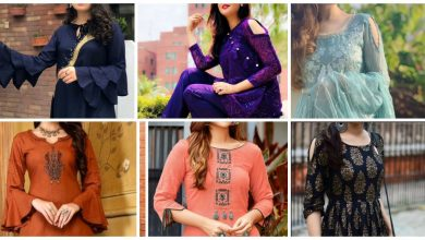 Photo of Trendy Neck And Sleeve Design For Kurti