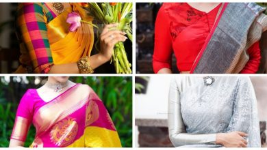 Photo of How to mix and match blouse with your sarees