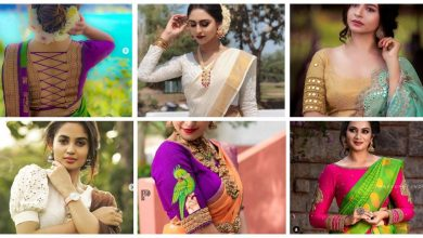 Photo of Mind blowing blouse design