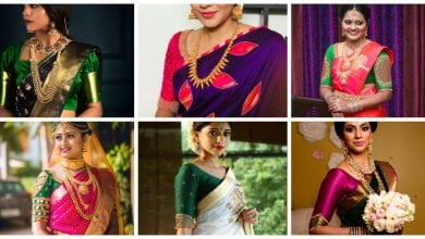 Photo of Amazing Blouse Work Designs For Pattu Sarees