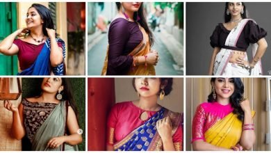 Photo of New Designs Ideas For Sari Blouse