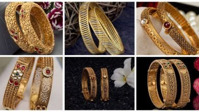 Photo of Gold Bangle Design for Daily Use
