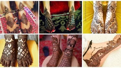 Photo of Mehndi Designs for Legs