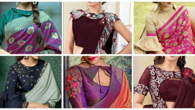 Photo of Latest stylish blouse design