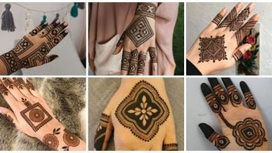Photo of Modern Mehndi Designs for Hands