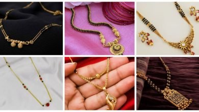 Photo of Stylish And Traditional Indian Mangalsutra Designs