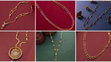 Photo of Simple and Light Weight Gold Chain Designs
